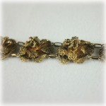 Filigree Flower Bracelet