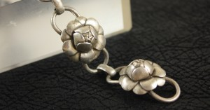 WWII Sterling Costume Jewelry 1